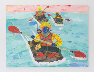 Misaki Kawai, 'Water Gang', 2008