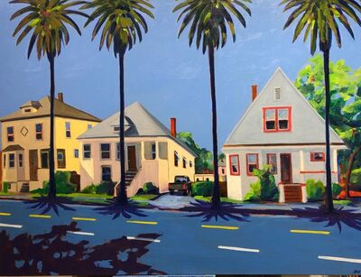 Anthony Montanino, 'Summer Afternoon, 18th & T', 2019