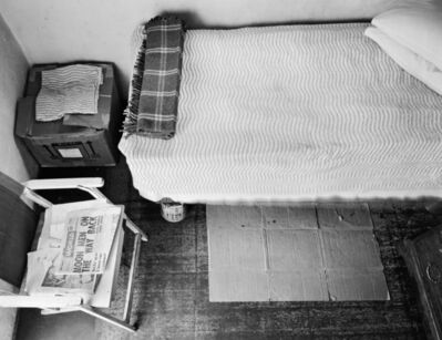 "David Goldblatt, '""The maid's room"" in the backyard of a suburban house', 1969"