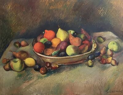 Maurice Sterne, 'Fruit Still Life', ca. Early 20th century