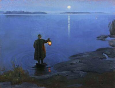 Alexander Klingspor, 'Lantern', 2019