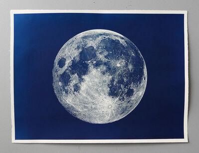 Mariano Chavez, 'Visible Moon', 2019