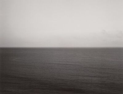 Hiroshi Sugimoto, 'Time Exposed # 355: Caribbean Sea Yucatan', 1990
