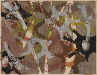 Anne Ryan, 'Untitled', 1951