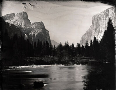 Ian Ruhter, 'Valley View Yosemite', 2012