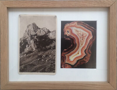 Edouard Wolton, 'La Montagne et l'agathe', 2015