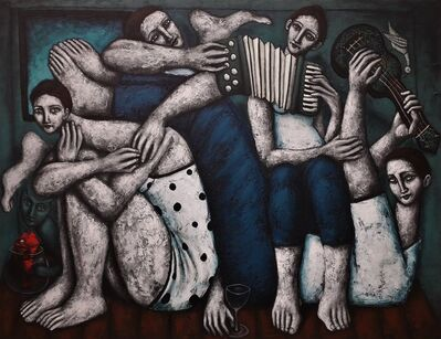 Nicolas Monjo, 'O.T', 2109