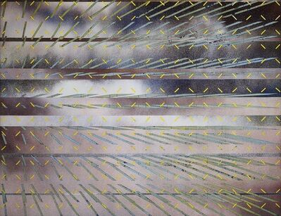 Jonas Balsaitis, 'Metron 1', 1971
