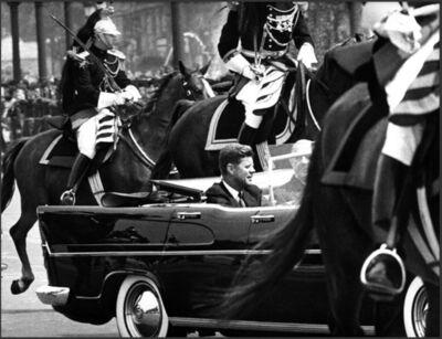 Harry Benson, 'President John F. Kennedy / Charles De Gaulle Paris', 1961