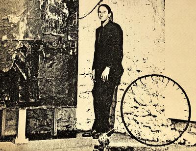 Robert Rauschenberg, 'Vintage Robert Rauschenberg exhibition catalog (Gagosian 1986)', 1986