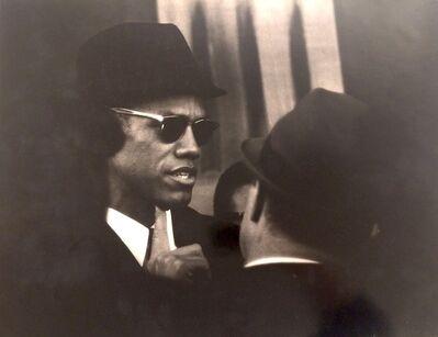 Frank Espada, 'Malcolm X, New York', 1964