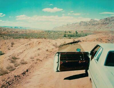 Wim Wenders, 'Valley of the Gods, Utah ', 1977