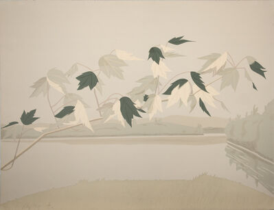 Alex Katz, 'Late July II', 1971