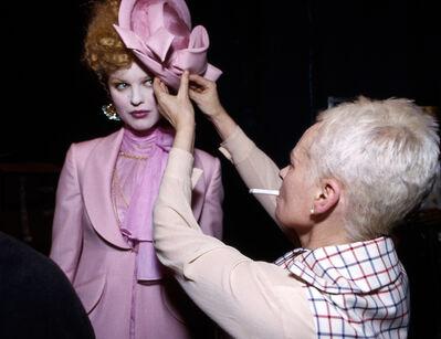 Harry Benson, 'Vivienne Westwood, Paris', 1993