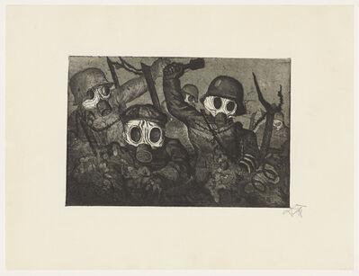Otto Dix, 'Der Krieg', 1924
