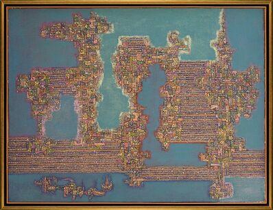 Made Wianta, 'Dream Islands', 1990