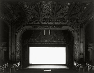 Hiroshi Sugimoto, 'Metropolitan Orpheum, Los Angeles', 1993