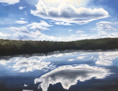 Kendra Lynn Bulgrin, 'Lake Reflections', 2020