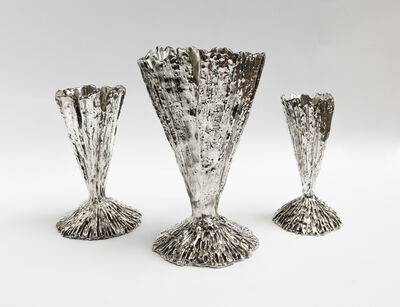 Michele Oka Doner, 'Vases - Small, Medium, Large', 2000