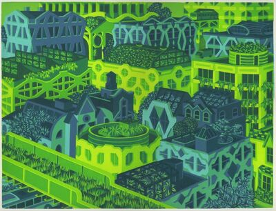 Michael DalCerro, 'Rooftop Gardens', 2020