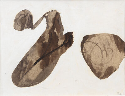 Prunella Clough, 'Stone Leaf', ca. 1979