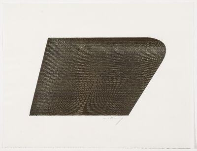 Robert Mallary, 'Incremental series', ca. 1972