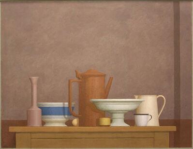William Bailey, 'Poggio Manente', 1994