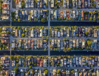 Jeffrey Milstein, 'LA 53 LA Venice Canals', 2014