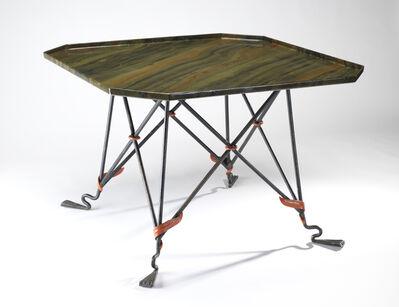 Alvar Aalto, 'Table for the Hämälais-Osakunta Students Club', 1924