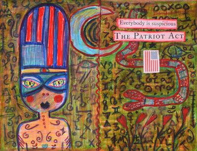 Angela Rogers, 'Patriot Act', 2016