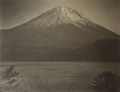 Takeshi Shikama, 'Contemplation - Japan: Mt.Fuji #1'