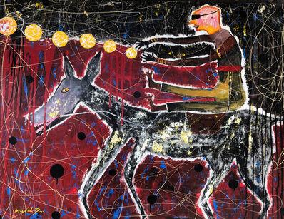 Michel Delgado, 'The Endless Journey', 2015
