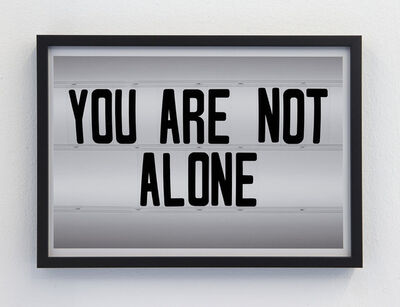 Terry Richardson, 'You Are Not Alone', 2015