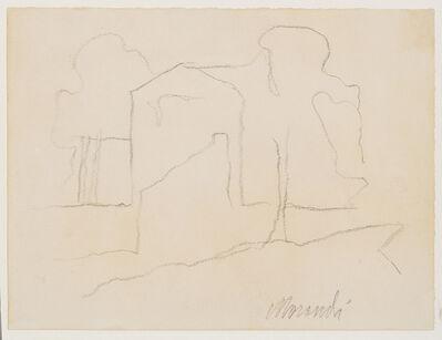 Giorgio Morandi, 'Paesaggio', 1961