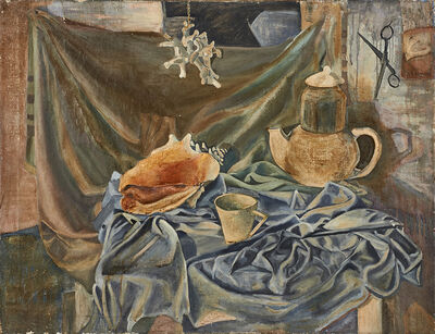 Elaine de Kooning, 'Untitled (Still Life)', ca. 1942