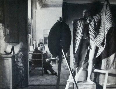 John O'Reilly, 'Modeling In Ingres Studio', 1985