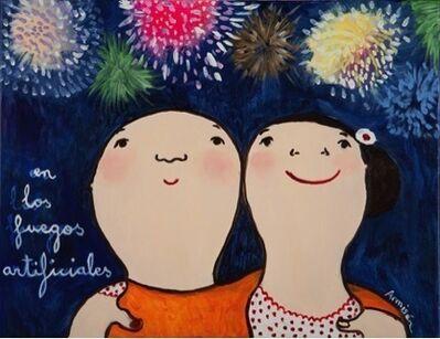 Eva Armisen, ' Fireworks: En los fuegos artificiales', 2013