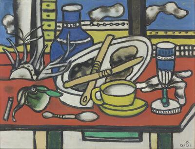 Fernand Léger, 'Les deux couteaux', 1949