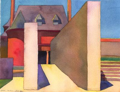 Bill Kohn, 'Pulitzer Museum Looking North', 2003