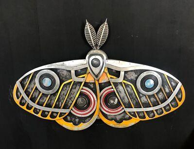 Bates Wilson, 'Silk Moth', 2019