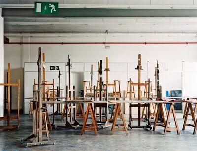 Leonora Hamill, 'Painting I Barcelona', 2010