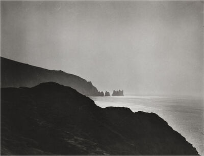 Emil Otto Hoppé, 'The Needles, Isle of Wight'