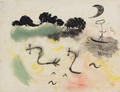 Joan Miró, 'Souvenir du Parc de Montsouris', 1937