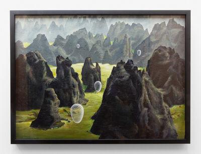 Clarence Holbrook Carter, 'Eschatos No. 16', 1973