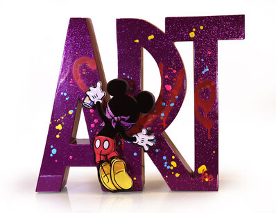 F&G, 'Art - Purple Love'