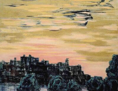 Cheng Chung-chuan, 'Dawn', 1995