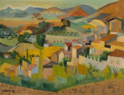 André Lhote, 'Paysage de Mirmande', 1938
