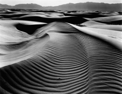 Brett Weston, 'Dune, White Sands, New Mexico', 1946