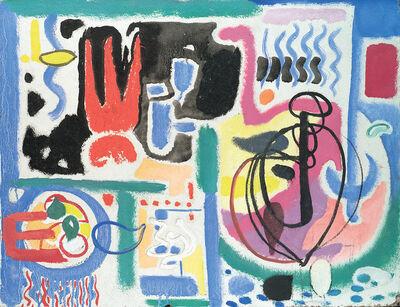 Max Ackermann, 'Figurales', 1947