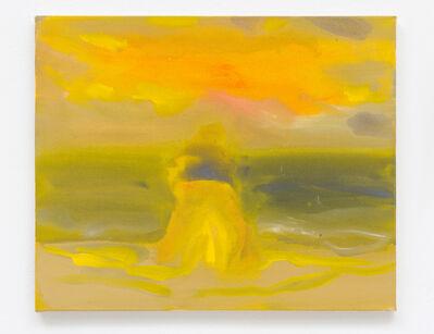Sophie von Hellermann, 'Sun sets on fire', 2020